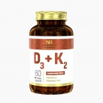 Noble Health witamina D3+K2