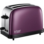 Toster Russel Hobbs Colours Purple Passion  14963-56