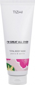 Tizmi - Total Body Gel Peonia&Wanilia200ml