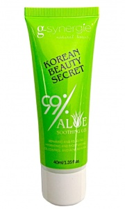 Korean Beauty Secret Aloe Soothing Gel kojący żel aloesowy 40ml