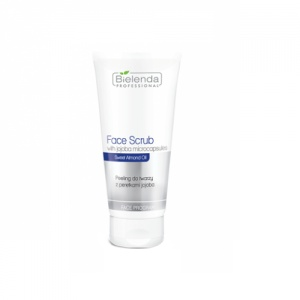 Face Scrub With Jojoba Microcapsules peeling do twarzy z perełkami jojoba 150ml