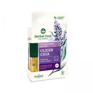 Herbal Care Chia superolejek do ust 5ml