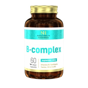 Noble Health witamina B-complex