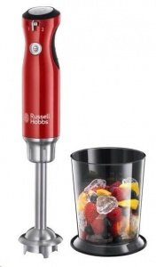 Blender ręczny Russell Hobbs Retro Ribbon Red 25230-56