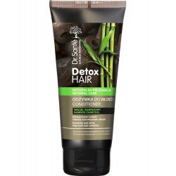 Dr Sante Detox Hair - Conditioner Elasticity and shine, Improves hair combing 200ml