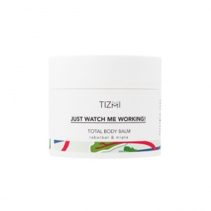 Tizmi - Total Body Balm Rabarbar&Mięta200ml