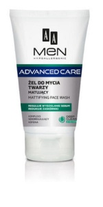 Men Advanced Care Mattifying Face Wash matujący żel do mycia twarzy 150ml