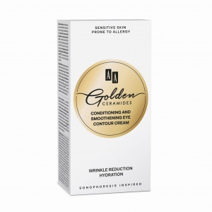 Golden Ceramides Conditioning And Smoothening Eye Contour Cream odżywczy krem wygładzający pod oczy 30ml